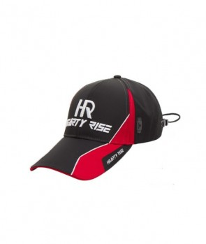 Hearty Rise Cap Red/Black