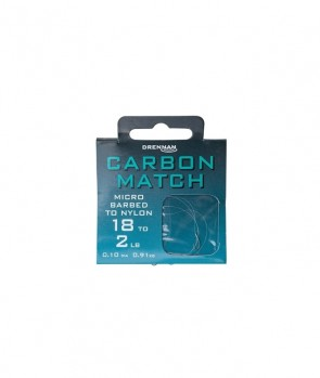 Drennan Carbon Match No. 18 - 0,10mm
