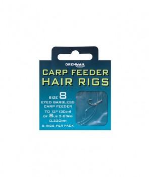 Drennan Carp Feeder Hair Rigs