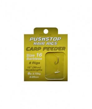 Drennan Pushstop Hair Rigs Carp Feeder