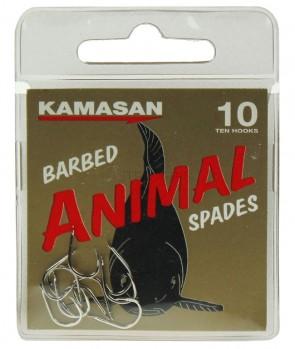 Kamasan Animal Barbed 10pcs