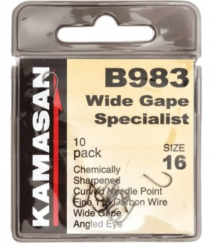 Kamasan B983 10pcs