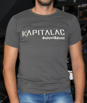 "Kapitalac Majica Front ""Ulovi i Pusti"""