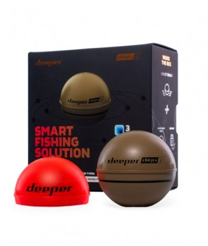 Deeper Smart Sonar CHIRP+ 2.0.