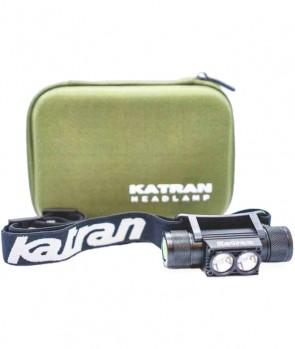Katran Headlamp W/B460 (Case + Battery Included)