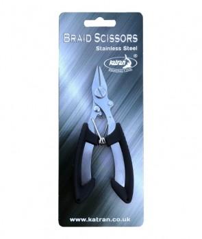 Katran Braid Scissors (Stainless Steel)