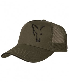 Fox Green / Black Trucker