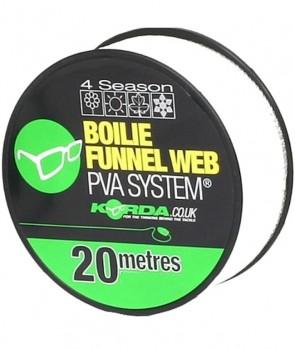 Korda Boilie Funnel Web Micromesh 20 m Refill