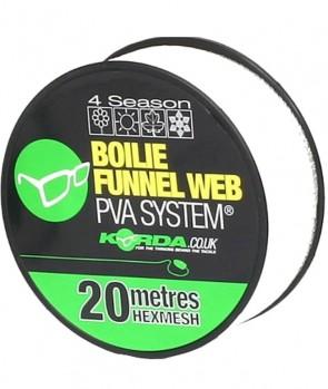 Korda Boilie Funnel Web Hexmesh Refill