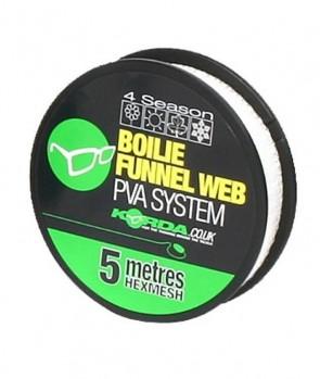 Korda Boilie Funnel Web Hexmesh 5 m Refill