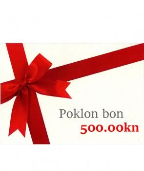 Poklon Bon 500.00kn