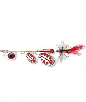 Cormoran Bullet AT Tandem Silver/Red Vel. 4 17g