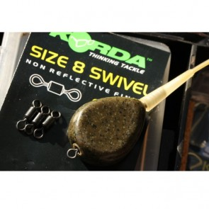 Korda Swivels Size UK8 / No.4