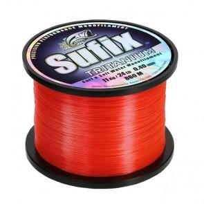 Sufix Tritanium 1/4LB Neon Orange