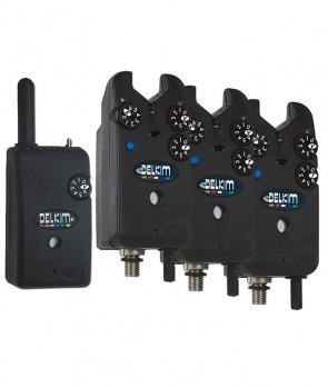 Delkim TX-i Plus Set 3 + 1 + Black Storage Case