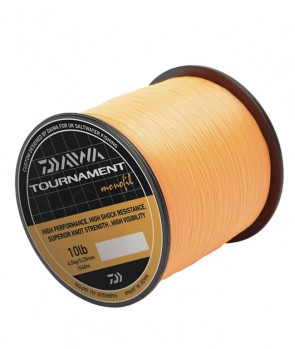 Daiwa Tournament Monofil Orange
