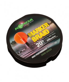 Korda Marker Braid 300m / 0,16mm / 20lb