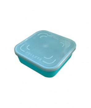 Drennan Pellet Bait Seal Box Aqua