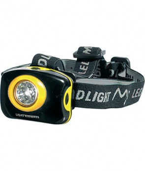 Jaxon Round Led Headlamp