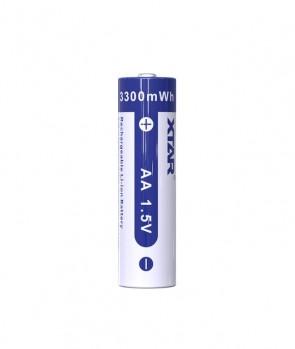 Baterija Punjiva Xtar Li-ion R6 / AA 1,5V 2000 mAh sa zaštitom