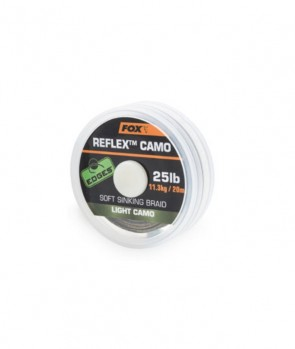 Fox EDGES Reflex Camo - Light Camo 25lb - 20m