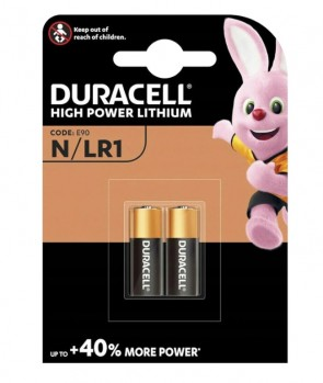 Baterija Duracell Security LR1 2 kom