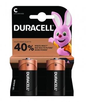 Baterija Duracell C / LR14 / MN1400 2 kom
