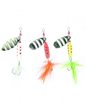 Eagle Claw Hair Spinners