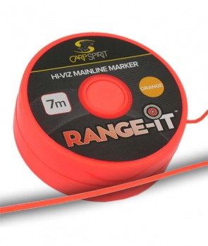 Carp Spirit Range-it Marker 7m Orange