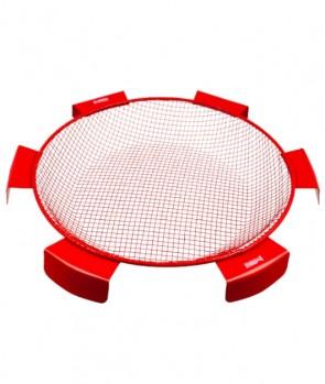 Milo Sito 6 Orecchie Inox Red 33cm
