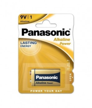 Baterija Panasonic Alkaline Power MN1604 9V 1kom