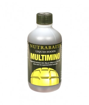 Nutrabaits Liquid Food Multimino  250 ml