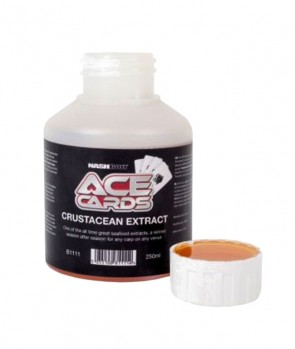 Nash Ace Cards Pure Crustacean Extract 250ml