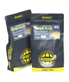 Nutrabaits River Plus Pellets