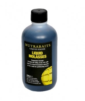 Nutrabaits Liquid Food Liquid Molasses 250 ml
