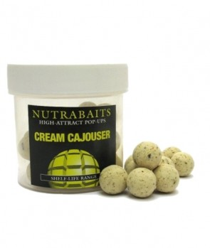 Nutrabaits Pop Up 15mm