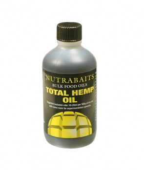 Nutrabaits Bulk Food Oil Total Hemp  250 ml