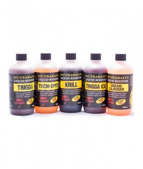 Nutrabaits Liquid Boosters