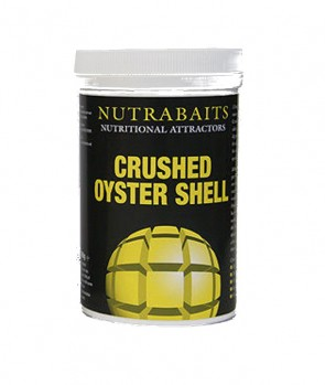 Nutrabaits Nutritional Attractors Crushed Oyster Shell 400 g