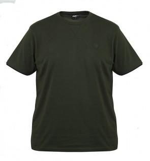 Fox Green Black Brushed T Shirt