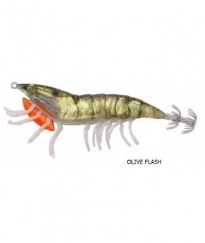 Savage Gear 3D Hybrid Shrimp 9.2cm 21g EGI Jig Glitter