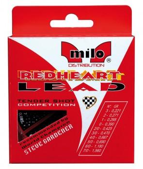 Milo Redheart Olovo No. 7/0-3