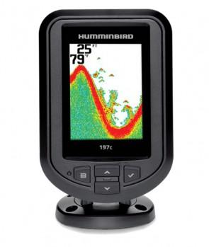 Humminbird PiranhaMax 197cx Sonar