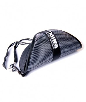 Daiwa Pro Sunglass Black Frame Grey Lens DPROPSG9