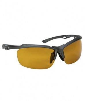Daiwa Pro Sunglass Grey Frame Amber Lens DPROPSG2