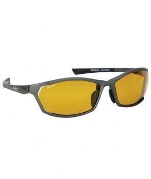 Daiwa Pro Sunglass Grey Frame Amber Lens DPROPSG8