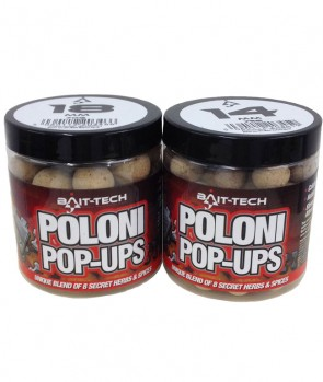 Bait Tech Poloni Pop Ups 70g