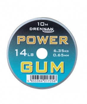 Drennan Powergum 0,65mm 10m