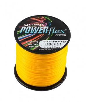 Ultima Powerflex Fire Orange 4oz