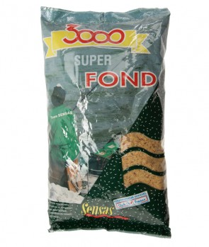 Sensas 3000 Fond (Super Heavy Mix) 1kg